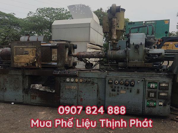 Thịnh Phát thu mua hầu hết các loại máy móc, thiết bị cũ, đã lạc hậu và không còn giá trị sử dụng