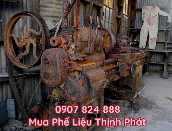 Thu mua máy móc, thiết bị cũ dùng trong sản xuất công nghiệp