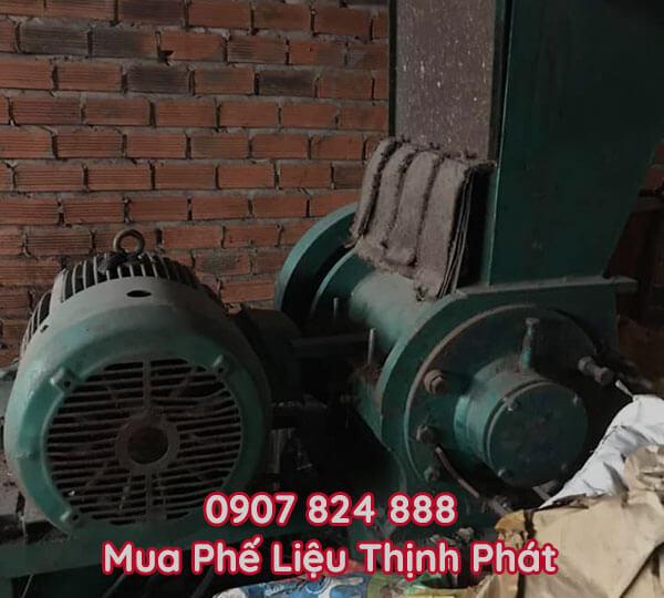 Thu mua máy móc, thiết bị cũ dùng trong nông nghiệp