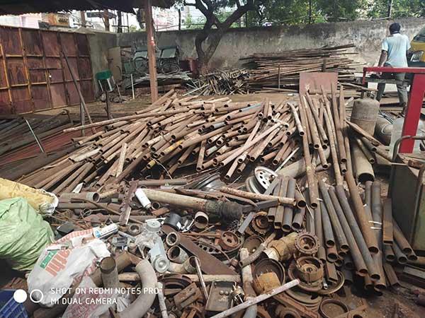 Chất lượng phế liệu sẽ ảnh hưởng đến giá thu mua phế liệu sắt thép