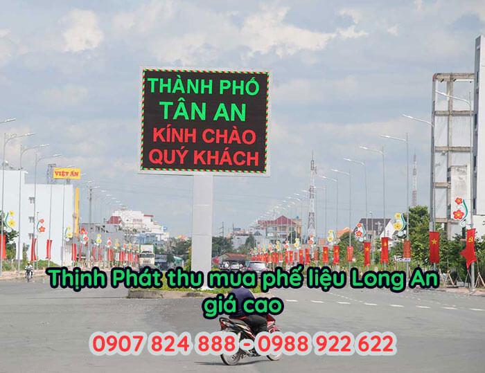 Thịnh Phát - Công ty Thu mua phế liệu Long An