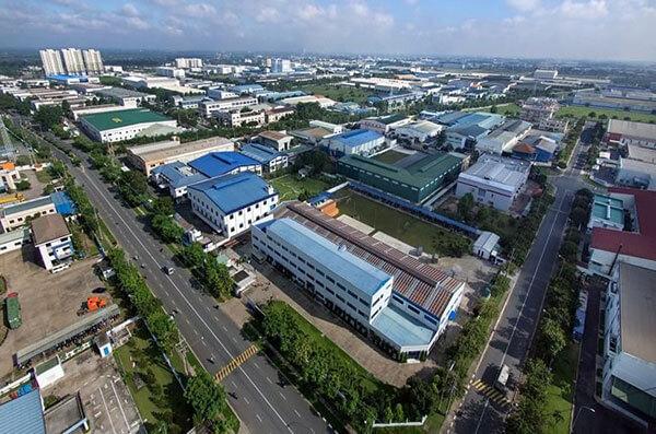 Thịnh Phát thu mua phế liệu tại hầu hết các khu công nghiệp của tỉnh Vũng Tàu