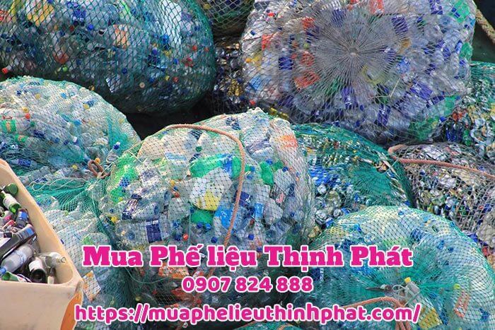 Thịnh Phát thu mua tất cả các loại nhựa phế liệu tại Bình Phước