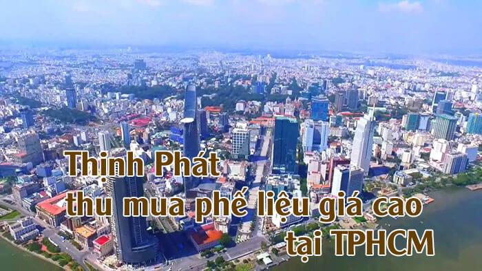 Thịnh Phát thu mua tất cả các loại phế liệu ở Sài Gòn