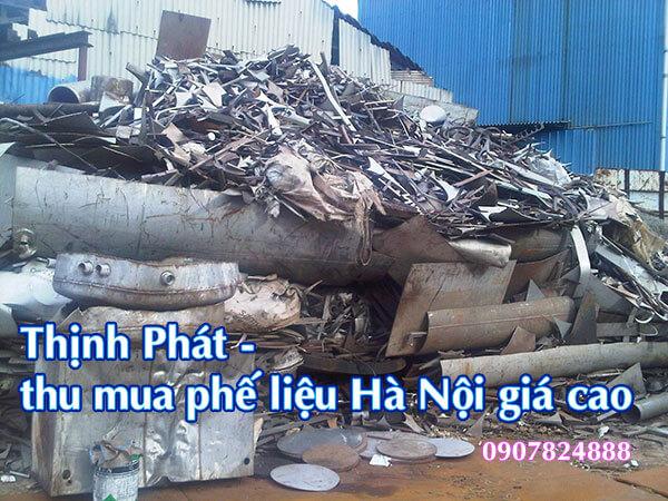 Thịnh Phát - Công ty thu mua phế liệu giá cao trên toàn quốc nói chung và Hà Nội nói riêng