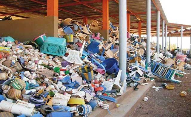 Giá nhựa phế liệu hôm nay 2021