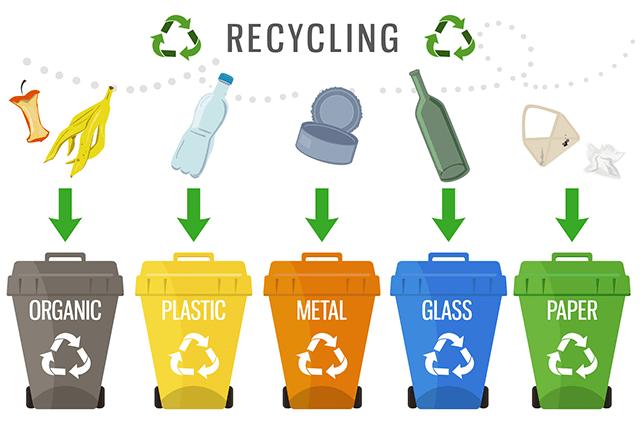 6 lợi ích của việc tái chế phế liệu