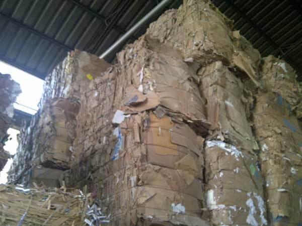 Công ty thu mua phế liệu giấy giá cao Thịnh Phát