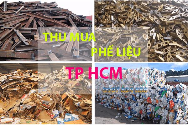 Thu mua phế liệu tphcm