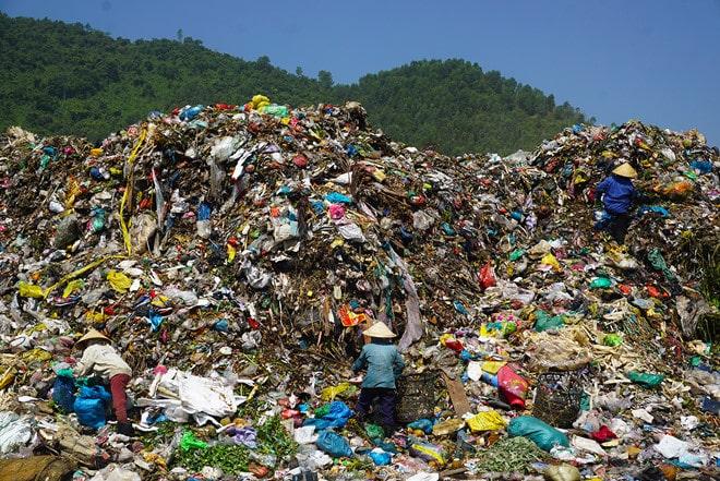 Rác thải là gì?Khái niệm rác thải