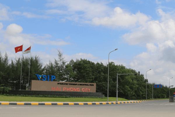 Thu mua phế liệu tại khu công nghiệp Vsip, Hải Phòng