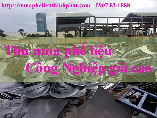 Thu mua phế liệu công nghiệp giá cao