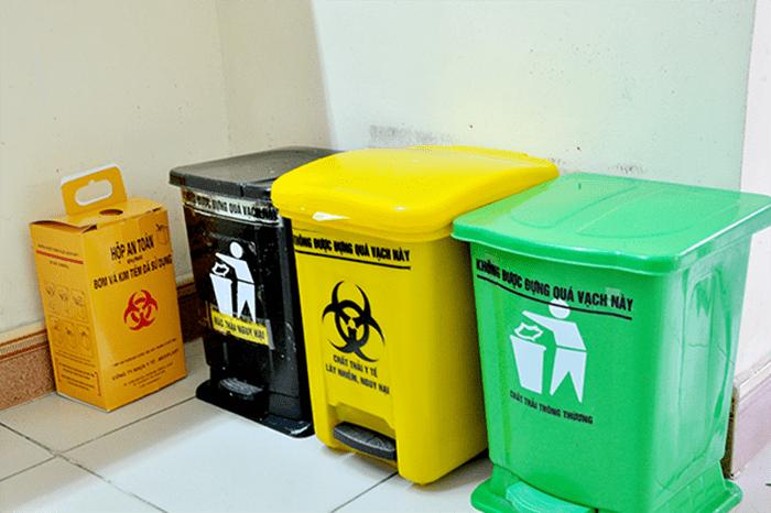Các nguyên tố có trong chất thải nguy hại là gì?