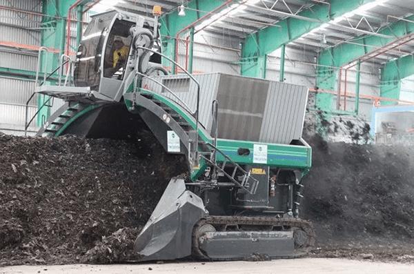 Chế biến rác thải thành compost