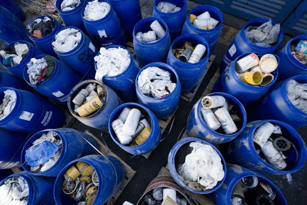 Phân loại chất thải y tế