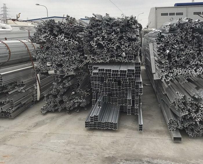 Nhu cầu thu mua phế liệu Bắc Giang