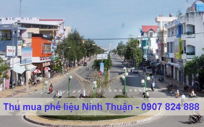 Thu mua phế liệu Ninh Thuận