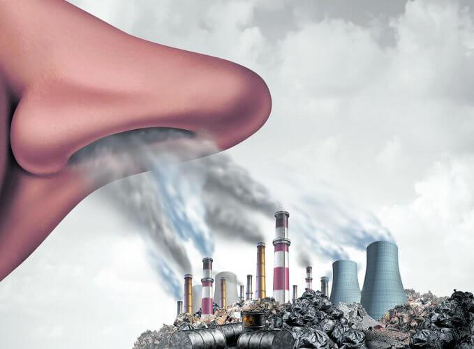 Ô nhiễm môi trường có tác động tiêu cực đến đường hô hấp