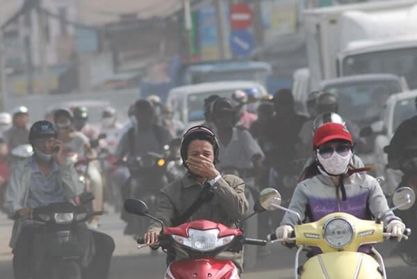 Ô nhiễm môi trường làm tăng nguy cơ ung thư