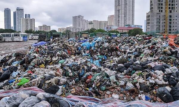 Thực trạng ô nhiễm môi trường tại các đô thị