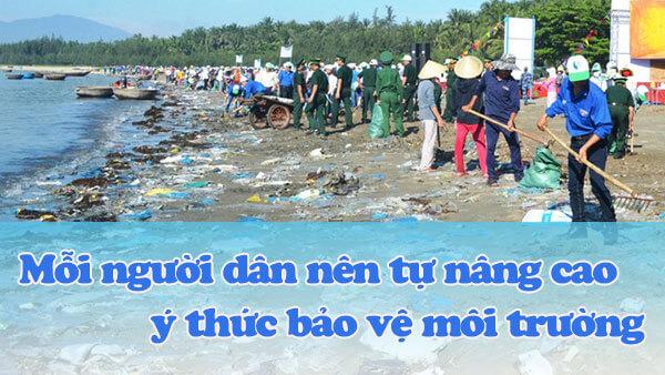biện pháp khắc phục ô nhiễm môi trường tối ưu nhất hiện nay