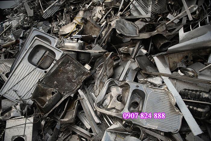 Giá thu mua phế liệu Inox Đà Nẵng