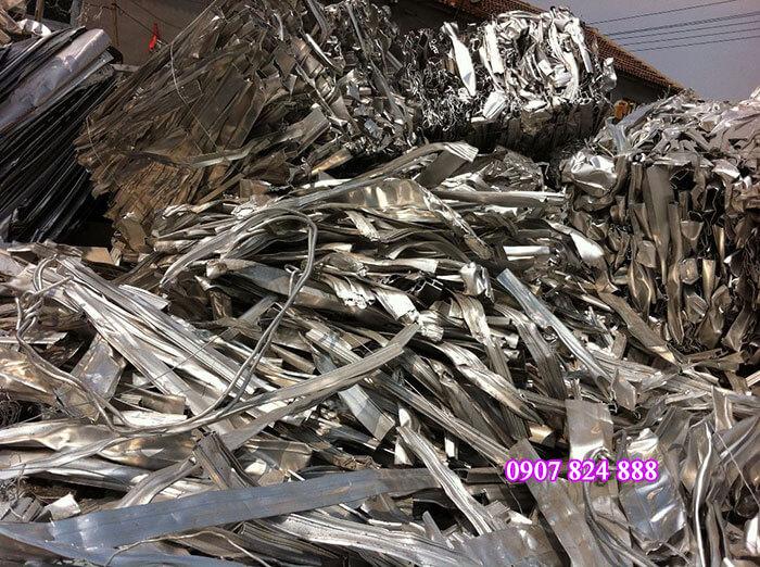 Nhôm phế liệu và hợp kim nhôm phế liệu