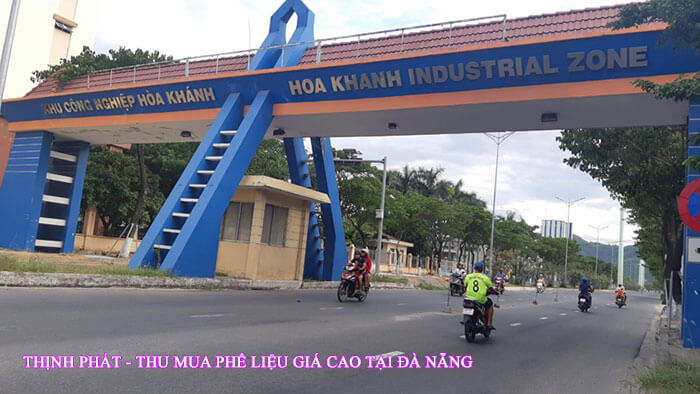 Thịnh Phát thu mua phế liệu tại các khu công nghiệp Đà Nẵng