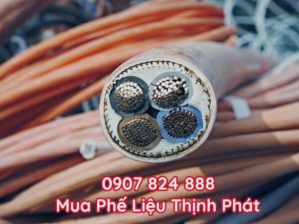 Giá dây điện cũ, cáp điện cũ của Thịnh Phát luôn cao hơn thị trường
