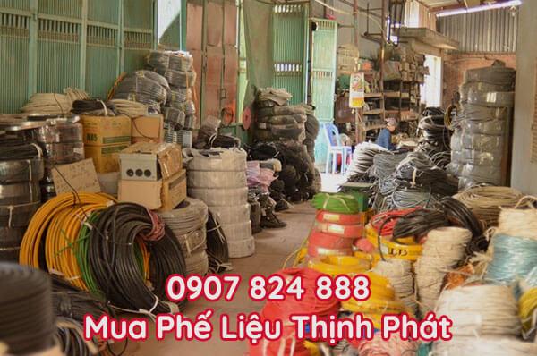 Thịnh Phát thu mua tất cả loại dây điện, cáp điện hiện có trên thị trường