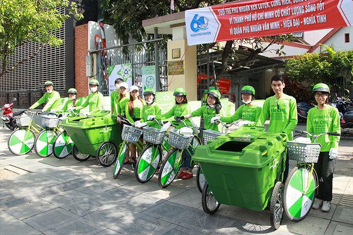 Tái chế rác thải có lợi ích như thế nào?