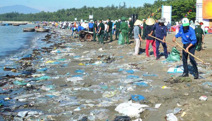 Kế hoạch chống rác thải nhựa chỉ đạt được hiệu quả khi mỗi người dân nâng cao nhận thức bảo vệ môi trường