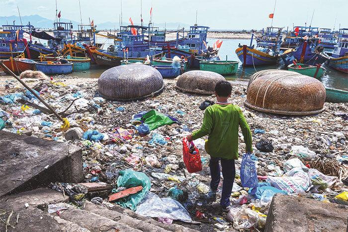 Vấn đề ô nhiễm rác thải nhựa luôn gây nhức nhối trong xã hội