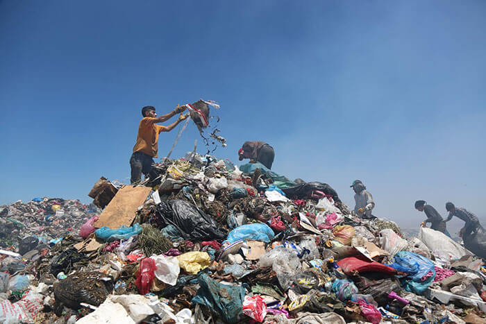Ô nhiễm rác thải nhựa sẽ gây ảnh hưởng lớn tới sức khỏe con người