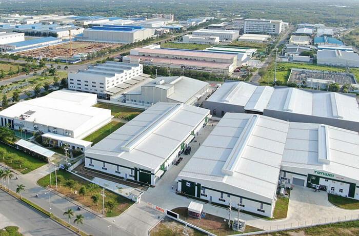 Thịnh Phát thu mua phế liệu các khu công nghiệp ở Bình Định