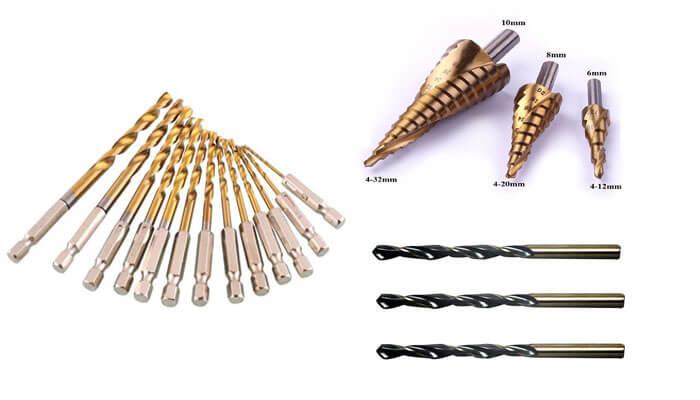 Mũi khoan gỗ là loại vật liệu có kết cấu mềm và dễ dàng khoan, đục lỗ